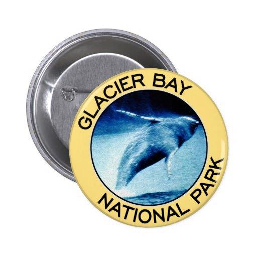 Glacier Bay National Park Pins