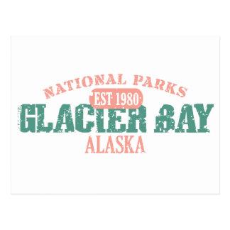 Glacier Bay National Park Postcard