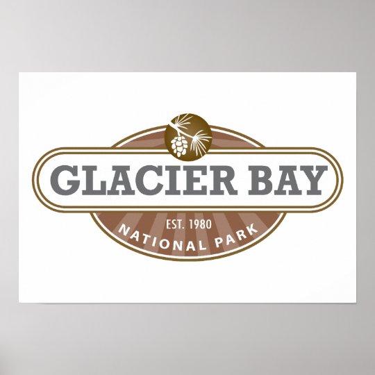Glacier Bay National Park Poster