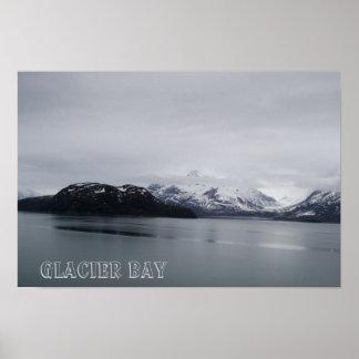 Glacier Bay Poster 1