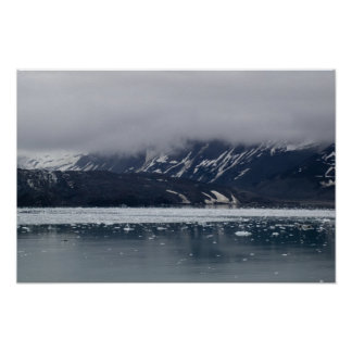 Glacier Bay Scenic Poster