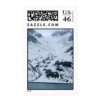 Glacier Bay Stamp 3 stamp