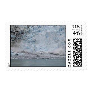 Glacier Bay Stamp 5 stamp