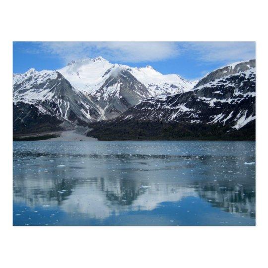 Glacier Bay with reflection Postcard