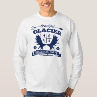 Glacier Camper Blue T-Shirt