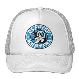 Glacier Circle Logo Trucker Hat
