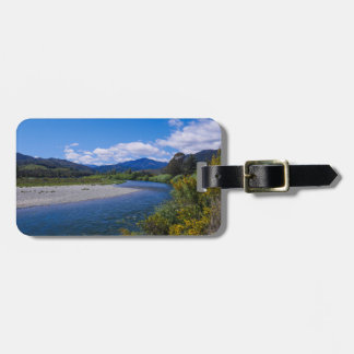 Glacier Country, New Zealand Luggage Tag