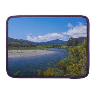 Glacier Country, New Zealand - Macbook Pro Sleeve