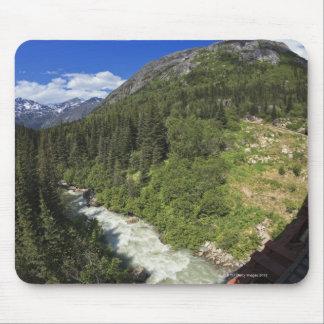 Glacier Gorge Mouse Pad