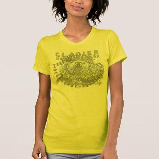Glacier Grizzley Women's T-Shirt, gold T-Shirt