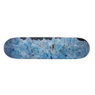 Glacier in Prince William Sound Alaska Skateboard