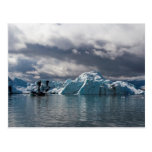 Glacier Lagoon #2 Post Card