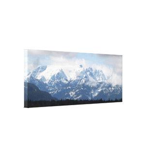 Glacier Mountain Snow Photo Print