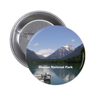 Glacier National Park Button