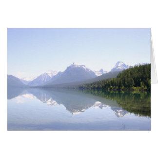 Glacier National Park Card