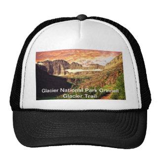 Glacier National Park Grinnell Glacier Trail Trucker Hat