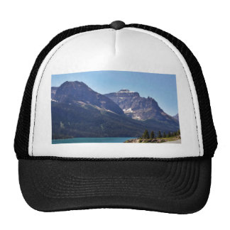 Glacier National Park Trucker Hat