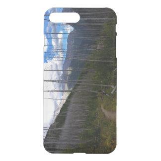Glacier National Park Highline Trail Burnout iPhone 7 Plus Case