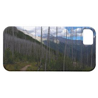 Glacier National Park Highline Trail Burnout iPhone SE/5/5s Case