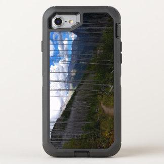 Glacier National Park Highline Trail Burnout OtterBox Defender iPhone 7 Case
