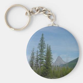 Glacier National Park Keychains