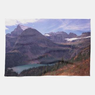 Glacier National Park Kitchen Towel
