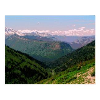 Glacier National Park - Logan's Pass Postcard