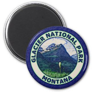 Glacier National Park Refrigerator Magnets
