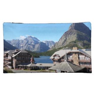 Glacier National Park Many Glacier Cosmetic Bag