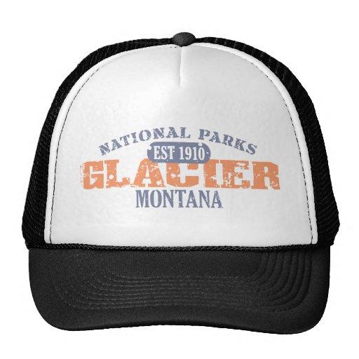 Glacier National Park Mesh Hats