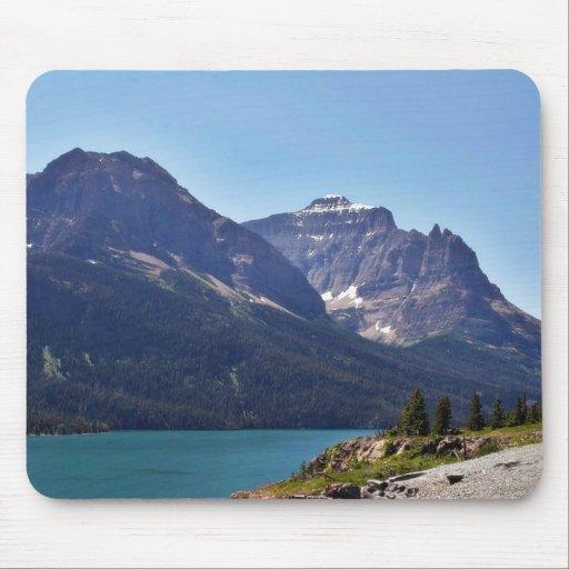 Glacier National Park Mouse Pads