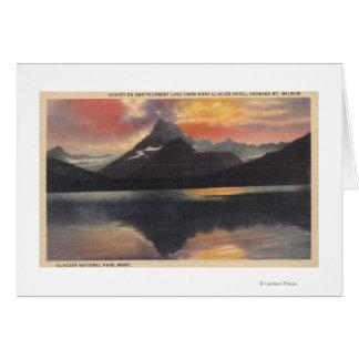 Glacier National Park, MT Card
