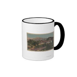 Glacier National Park MT - Lake McDonald Coffee Mug