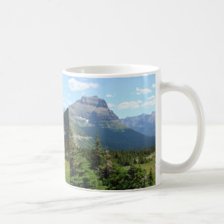 Glacier National Park Northwest Montana Coffee Mug