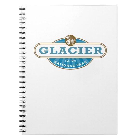 Glacier National Park Notebook