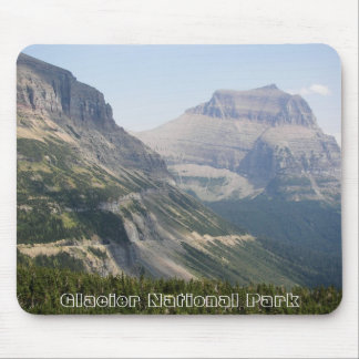Glacier National Park Photo Mouse Pad