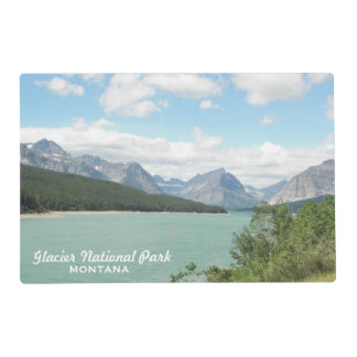 Glacier National Park Photo Placemat