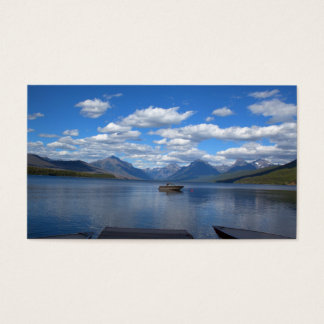 Glacier National Park photography Business Card