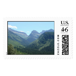 Glacier National Park Stamps