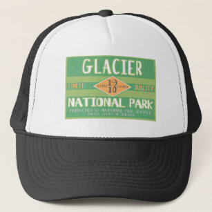 7d94d3eee9133 Glacier National Park Hats   Caps