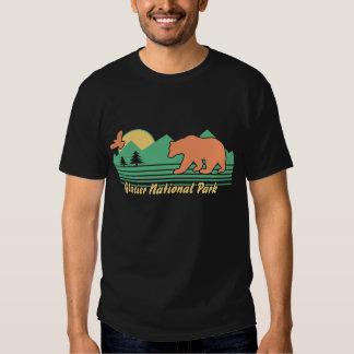 Glacier National Park Tshirt