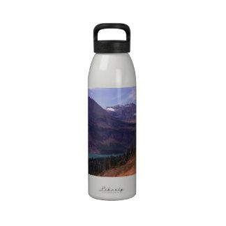 Glacier National Park Water Bottles