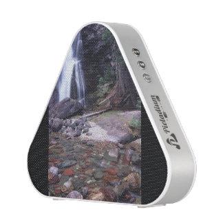 Glacier National Park Waterfall Bluetooth Speaker