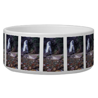 Glacier National Park Waterfall Bowl