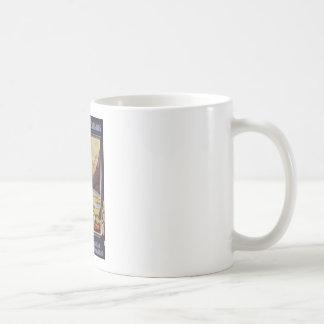 Glacier National Park Waterton Lakes Coffee Mug
