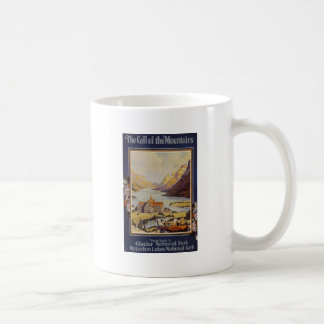 Glacier National Park Waterton Lakes Coffee Mug