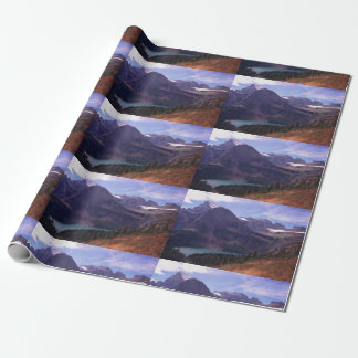 Glacier National Park Wrapping Paper