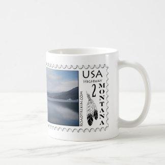 Glacier National Parks Lake McDonald Coffee Mug