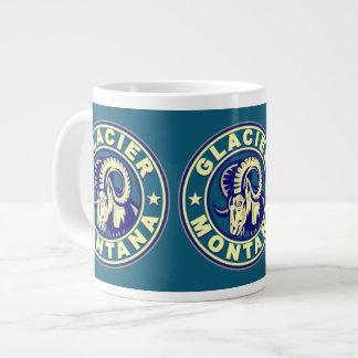 Glacier Natl Park Giant Coffee Mug