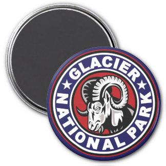 Glacier Natl Park Magnets
